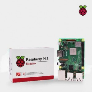 Raspberry Pi 3 Model B+ (B plus) Quad Core 1.4GHz 64 bit CPU wi & bluetooth 4.2 1.67A