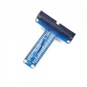 40Pin GPIO T próbapanel adapter Raspberry Pi-hez (B+)