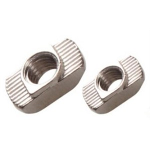 B6 Horonyanya 10x6x4 mm ,M5 6-as horonyhoz