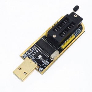CH341A 24 25 EEPROM Flash BIOS USB programozó