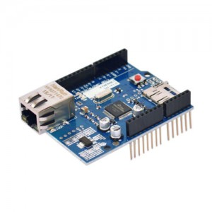 Ethernet W5100 R3 Ethernet & SD Shield