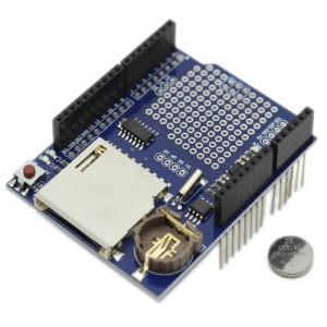 Data Logger modul Shield V1.0