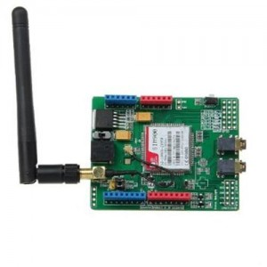 SIMCOM SIM900 Quad-band GSM GPRS Shield + Antenna